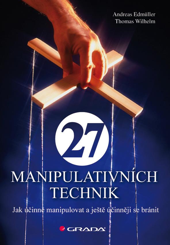 27 manipulativních technik - Andreas Edmüller