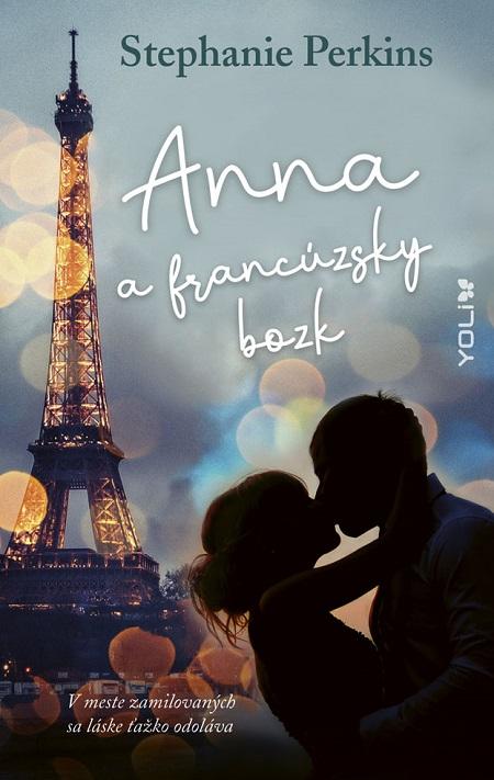 Detail titulu Anna a francúzsky bozk