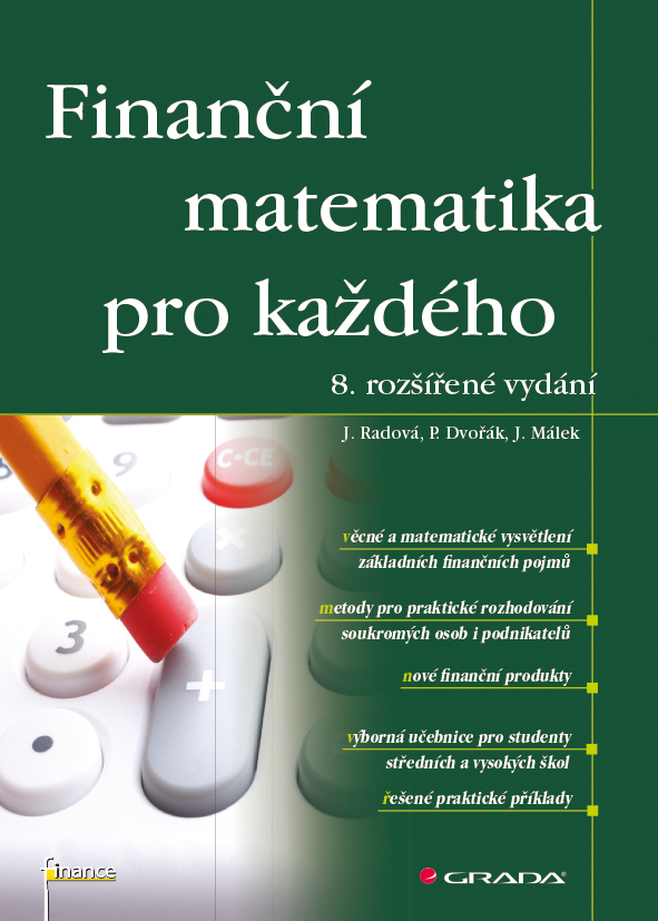 Finanční matematika pro každého - Jarmila Radová a kolektiv
