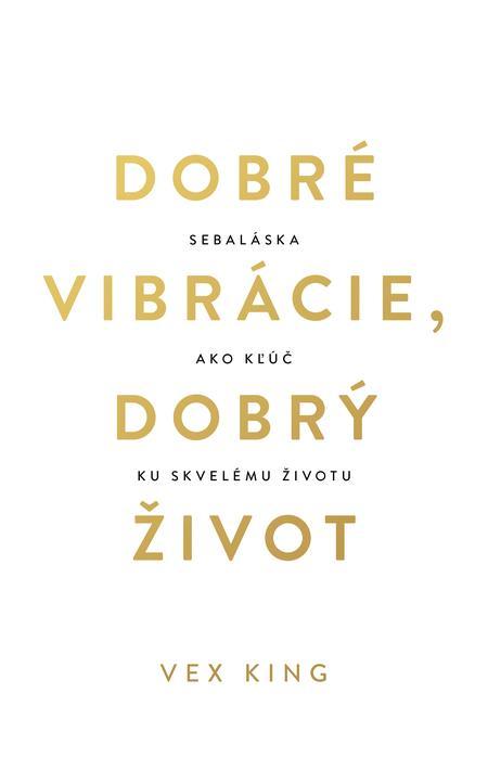 Detail titulu Dobré vibrácie, dobrý život