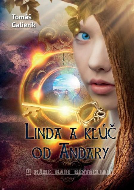 Detail titulu Linda a kľúč od Andary