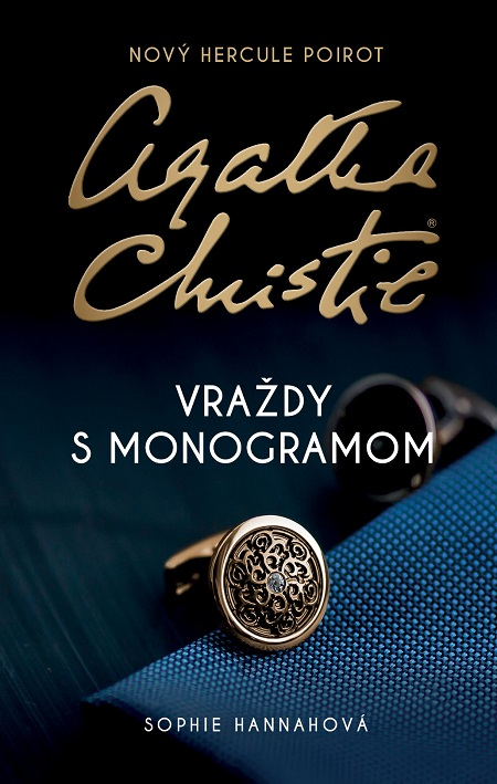 Detail titulu Agatha Christie - Vraždy s monogramom