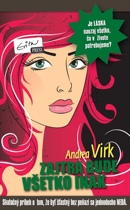 Zajtra bude všetko inak - Andrea Virk
