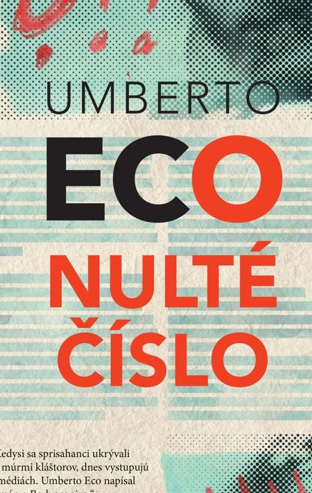 Nulté číslo - Umberto Eco