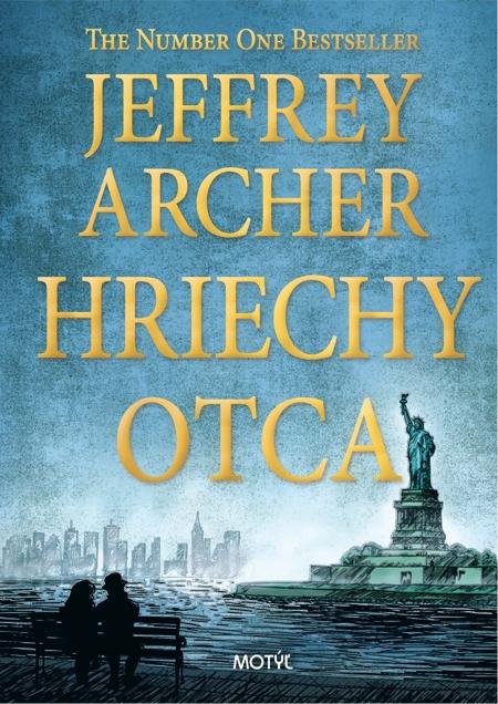 Hriechy otca - Jeffrey Archer