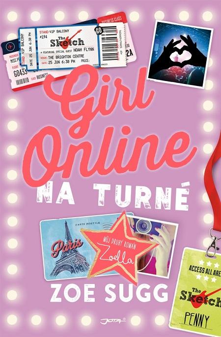 Girl Online na turné (český jazyk) - Zoe Sugg
