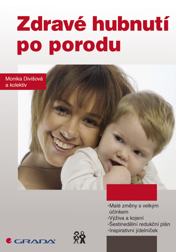 Zdravé hubnutí po porodu - a kolektiv Monika Divišová