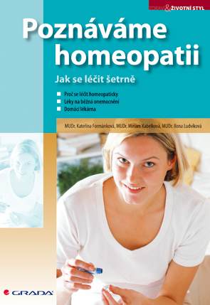 Poznáváme homeopatii - Kateřina Formánková