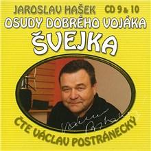 Osudy dobrého vojáka Švejka (CD 9 & 10) - Jaroslav Hašek