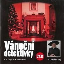 Vánoční detektivky - A. C. Doyle, G. K. Chesterton