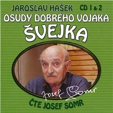 Osudy dobrého vojáka Švejka (CD 1 & 2) - Jaroslav Hašek