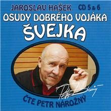 Osudy dobrého vojáka Švejka (CD 5 & 6) - Jaroslav Hašek