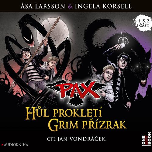 PAX: Hůl prokletí, Grim přízrak - Asa Larssonová, Ingela Korsellová