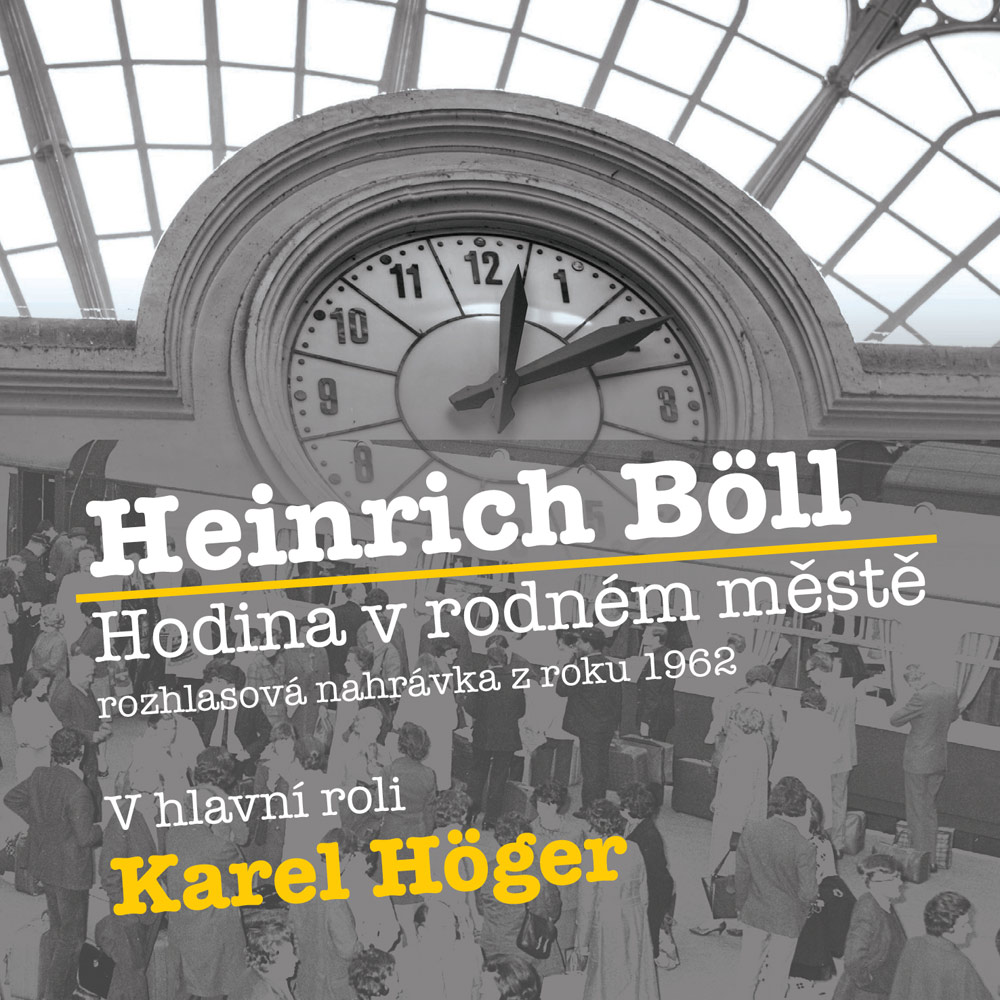 Hodina v rodném městě - Heinrich Böll