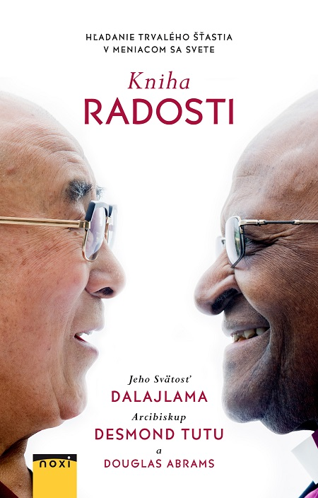 Kniha radosti - Tutu Desmond, Dalajláma