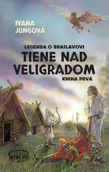 Tiene nad Veligradom - Ivana Jungová