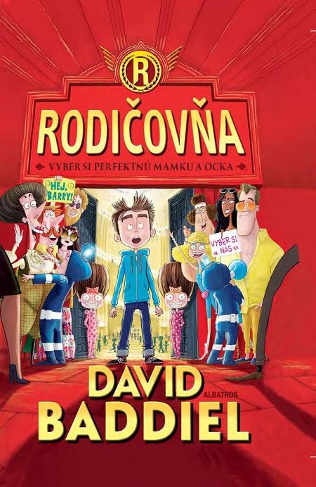 Rodičovňa - David Baddiel