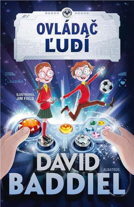 Ovládač ľudí - David Baddiel