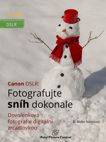 Canon DSLR: Fotografujte sníh dokonale