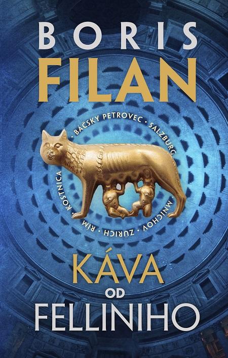 Káva od Felliniho - Boris Filan