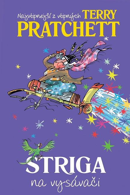 Striga na vysávači - Terry Pratchett