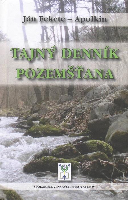 Tajný denník pozemšťana - Ján Fekete