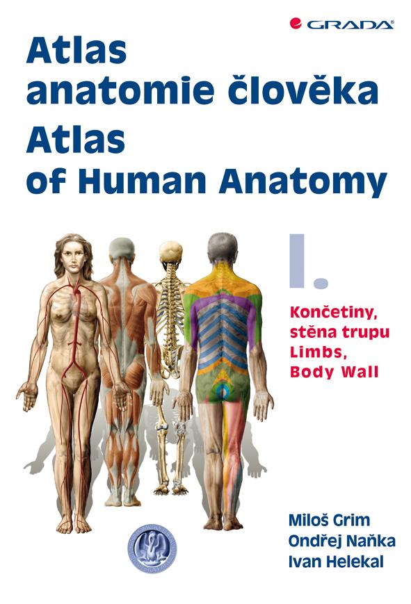 Atlas anatomie člověka I. - Atlas of Human Anatomy I.