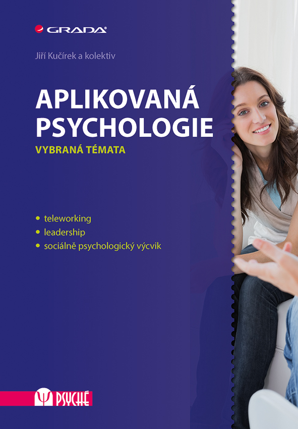 Aplikovaná psychologie - Jiří Kučírek a kolektiv