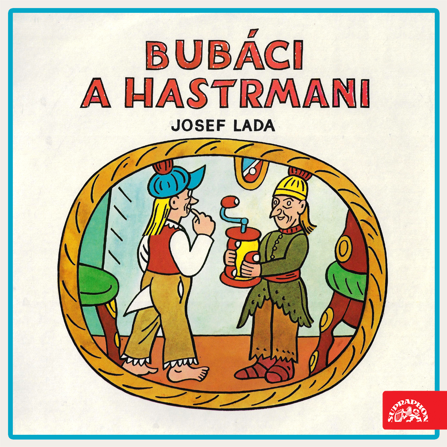 Bubáci a hastrmani