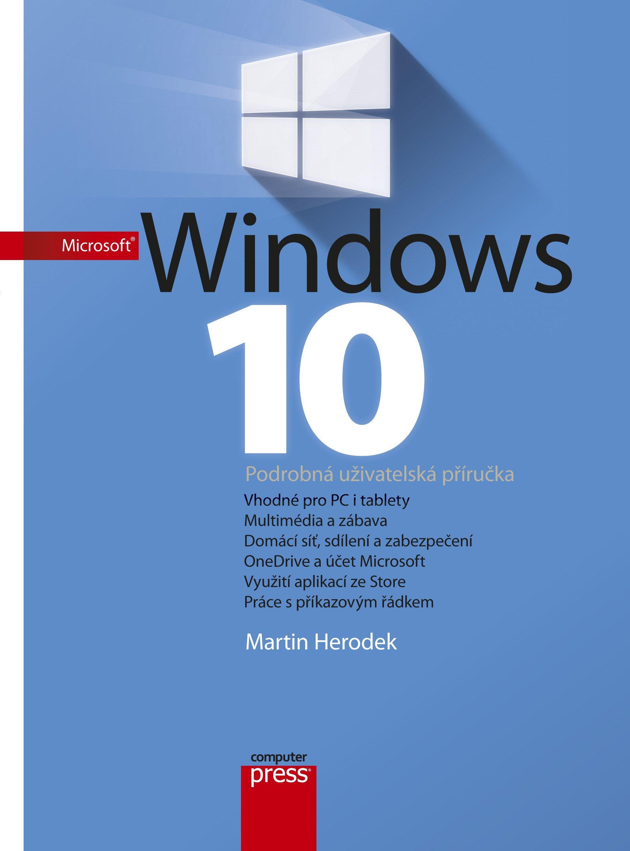 Microsoft Windows 10 (v českém jazyce) - Martin Herodek