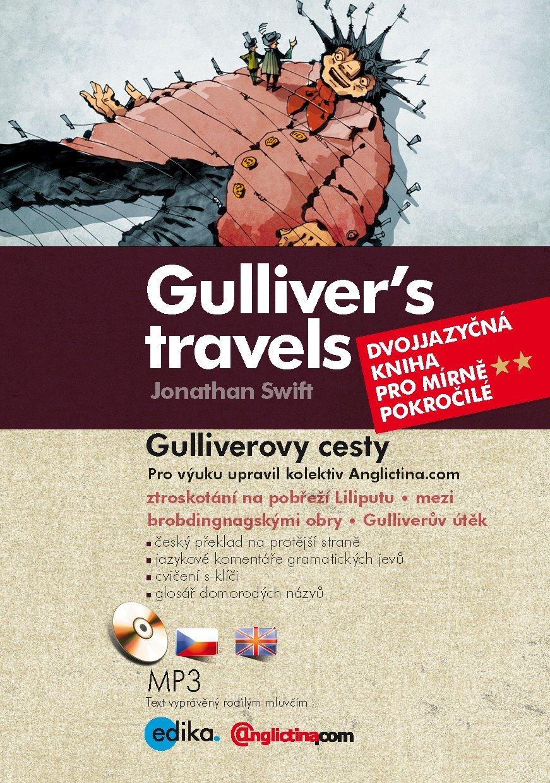 Gulliver's travels / Gulliverovy cesty - Jonathan Swift