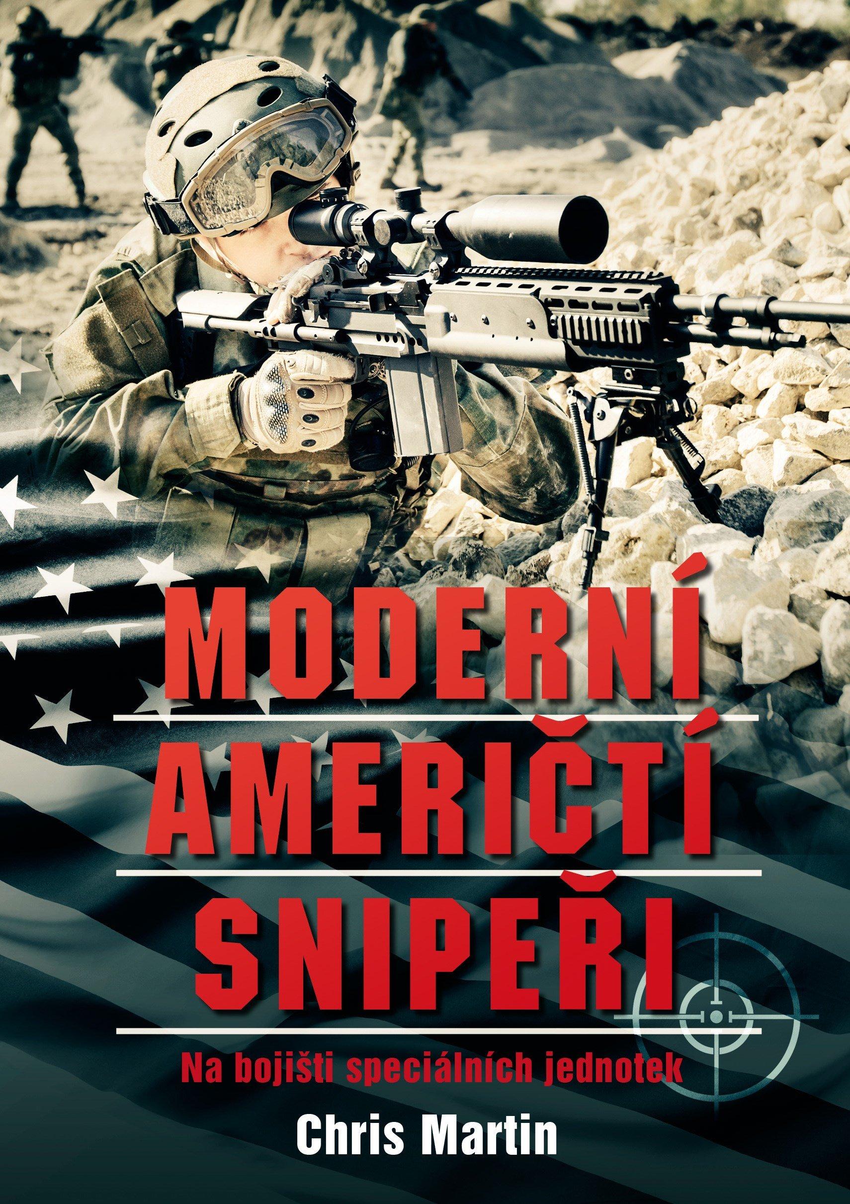 Moderní američtí snipeři - Chris Martin