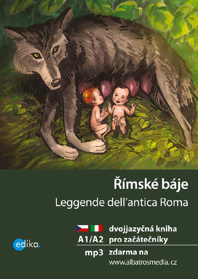 Římské báje / Leggende dell'antica Roma - Valeria De Tommaso