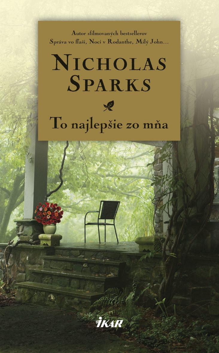 To najlepšie zo mňa - Čo s láskou - Nicholas Sparks