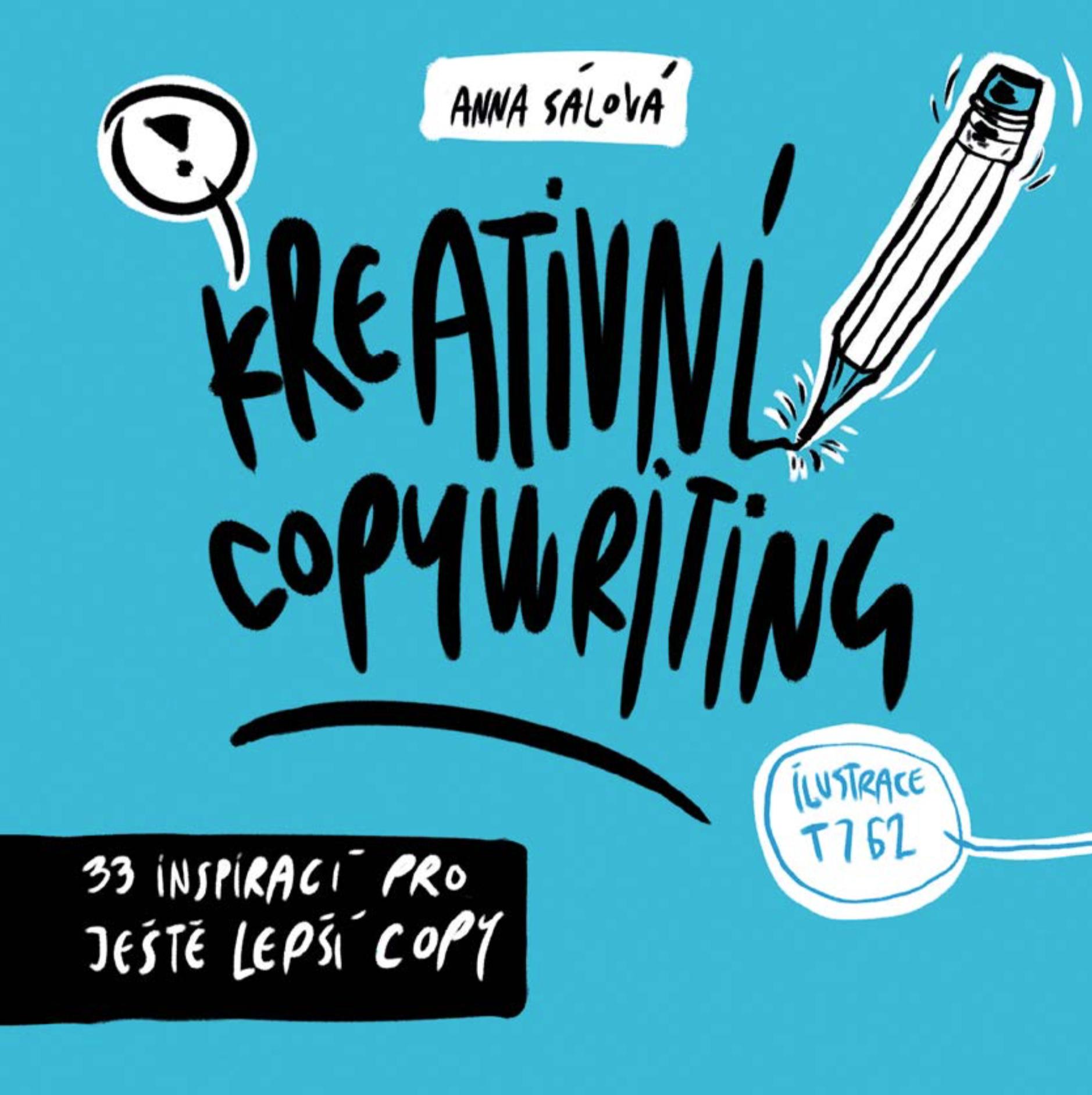 Kreativní copywriting - Anna Sálová