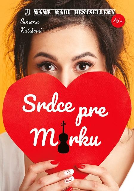 Srdce pre Mirku - Simona Kutišová