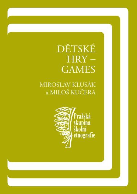 Dětské hry – games