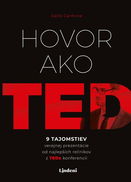 Hovor ako TED - Carmine Gallo