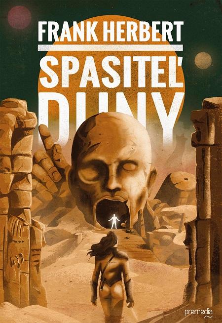 Spasiteľ Duny - Frank Herbert