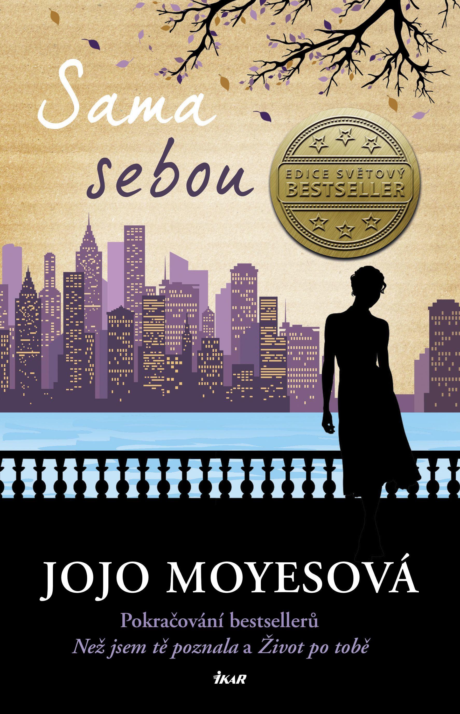 Sama sebou - Jojo Moyesová
