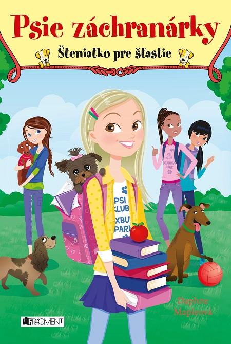 Psie záchranárky: Šteniatko pre šťastie - Daphne Mapleová